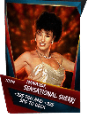 SuperCard Support SensationalSherri S4 18 Titan