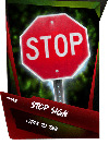 SuperCard Support StopSign S4 18 Titan