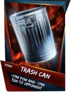 SuperCard Support TrashCan S4 18 Titan