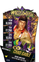 SuperCard ChadGable S4 19 WrestleMania34