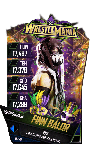 SuperCard FinnBalor S4 19 WrestleMania34