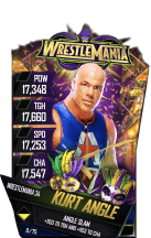 SuperCard KurtAngle S4 19 WrestleMania34