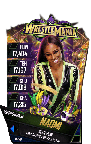 SuperCard Naomi S4 19 WrestleMania34