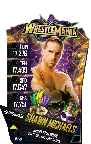 SuperCard ShawnMichaels S4 19 WrestleMania34