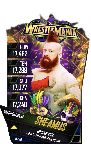 SuperCard Sheamus S4 19 WrestleMania34
