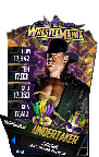 SuperCard Undertaker S4 19 WrestleMania34