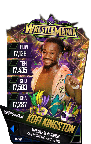 SuperCard KofiKingston S4 19 WrestleMania34