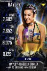 SuperCard Bayley S4 14 WrestleMania33 Spring