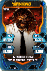 SuperCard Mankind S4 18 Titan Throwback