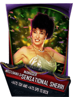 SuperCard Support SensationalSherri S4 19 WrestleMania34