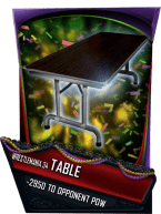 SuperCard Support Table S4 19 WrestleMania34
