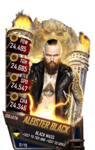 SuperCard AleisterBlack S4 20 Goliath