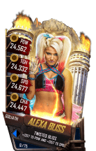 SuperCard AlexaBliss S4 20 Goliath
