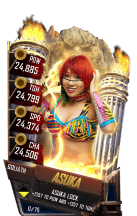 SuperCard Asuka S4 20 Goliath