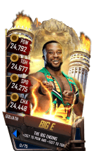 SuperCard BigE S4 20 Goliath