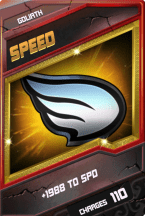 SuperCard Enhancement Speed S4 20 Goliath