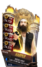 SuperCard Harper S4 20 Goliath