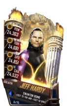 SuperCard JeffHardy S4 20 Goliath