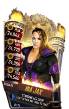 SuperCard NiaJax S4 20 Goliath