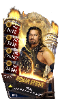 SuperCard RomanReigns S4 20 Goliath