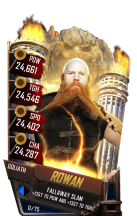 SuperCard Rowan S4 20 Goliath