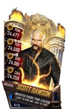 SuperCard ScottDawson S4 20 Goliath