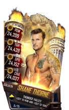 SuperCard ShaneThorne S4 20 Goliath