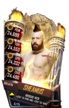 SuperCard Sheamus S4 20 Goliath