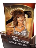 SuperCard Support MissElizabeth S4 20 Goliath