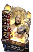 SuperCard TheRock S4 20 Goliath