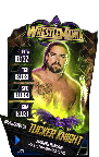 SuperCard TuckerKnight S4 19 WrestleMania34 Fusion