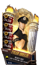 SuperCard TylerBreeze S4 20 Goliath