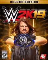 WWE 2K19 Cover Deluxe Edition