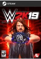 WWE 2K19 Cover PC