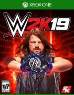 WWE 2K19 Cover XboxOne