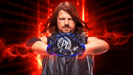 WWE 2K19 Wallpaper AJ Styles Artwork