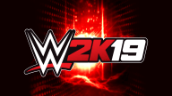 WWE 2K19 Wallpaper Logo