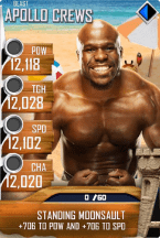 SuperCard ApolloCrews S4 16 Beast BeachBash