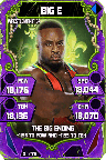 SuperCard BigE S4 19 WrestleMania34 Throwback