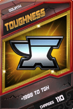 SuperCard Enhancement Toughness S4 20 Goliath