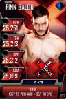 SuperCard FinnBalor S4 20 Goliath MITB