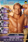 SuperCard LexLuger S4 19 WrestleMania34 BeachBash