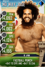 SuperCard NoWayJose S4 17 Monster BeachBash