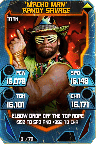 SuperCard RandySavage S4 18 Titan Throwback
