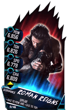 SuperCard RomanReigns S4 13 Ultimate Portrait