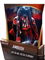 SuperCard Support Ambush S4 20 Goliath