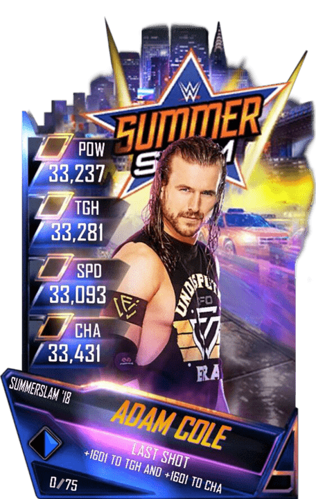 SuperCard AdamCole S4 21 SummerSlam18