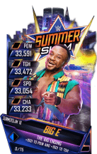 SuperCard BigE S4 21 SummerSlam18