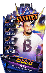 SuperCard BoDallas S4 21 SummerSlam18