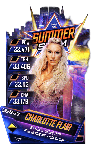SuperCard CharlotteFlair S4 21 SummerSlam18